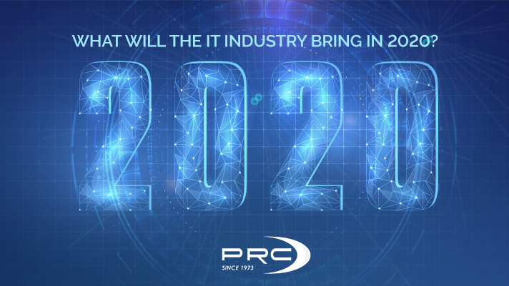 What will the IT industry bring in 2020?